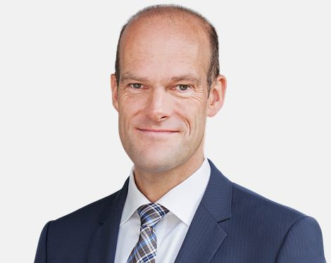 picture of Dr. Georg Rau, Executive Chairman of Hermes Fulfilment GmbH