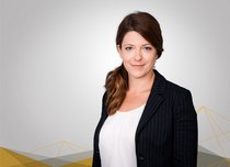 Picture of Tanja Rüdinger, who is responsible for International Location Marketing